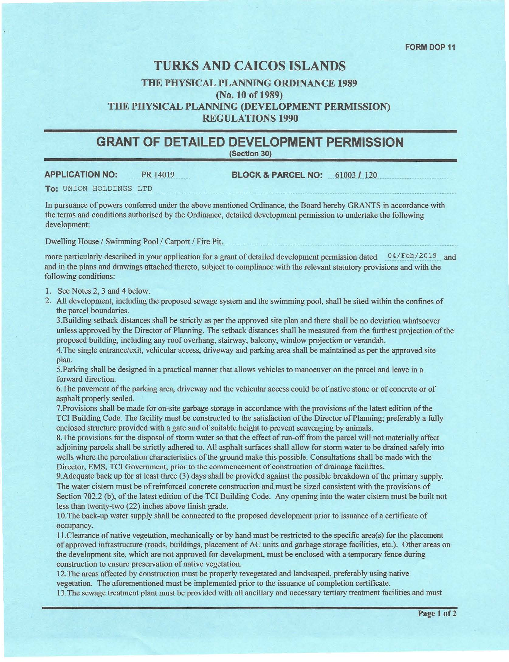 Union Holdings Villa DDP Approval_Page_1